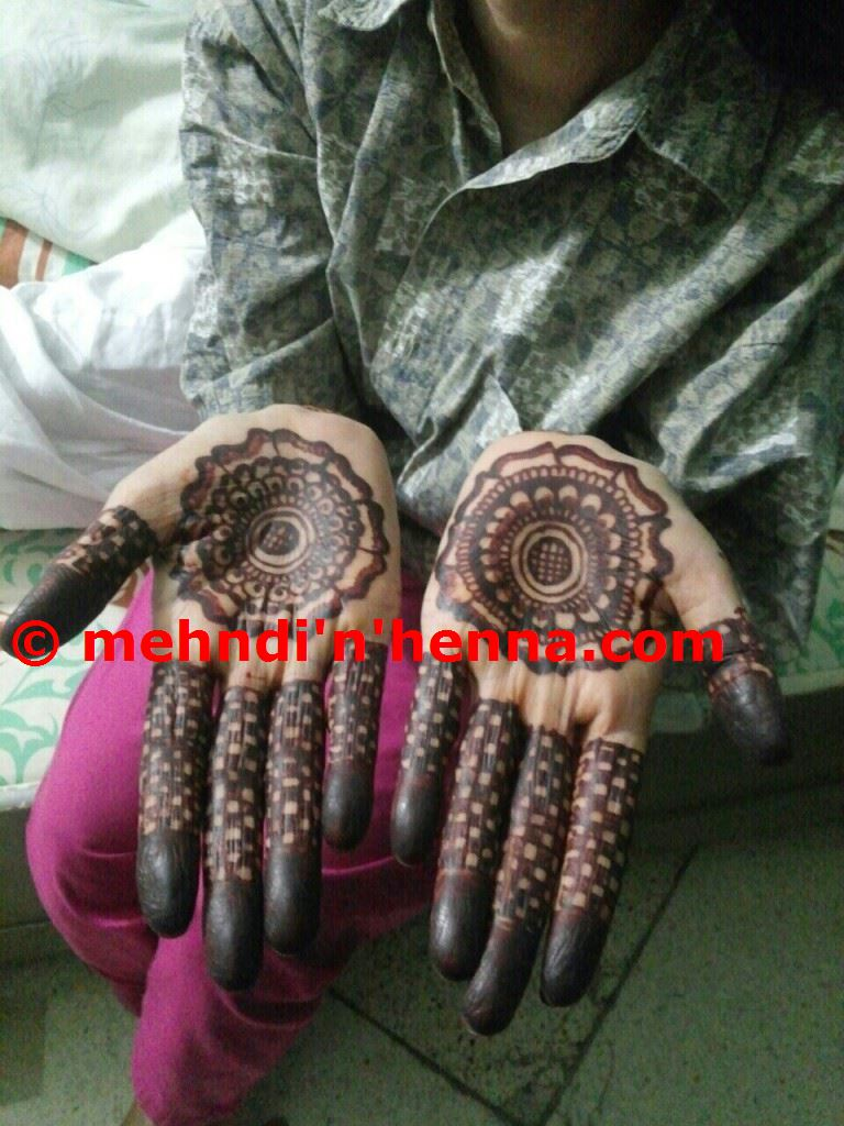 Mehndi Circle Meaning : Designer mehndi n henna tattoo designs and patterns