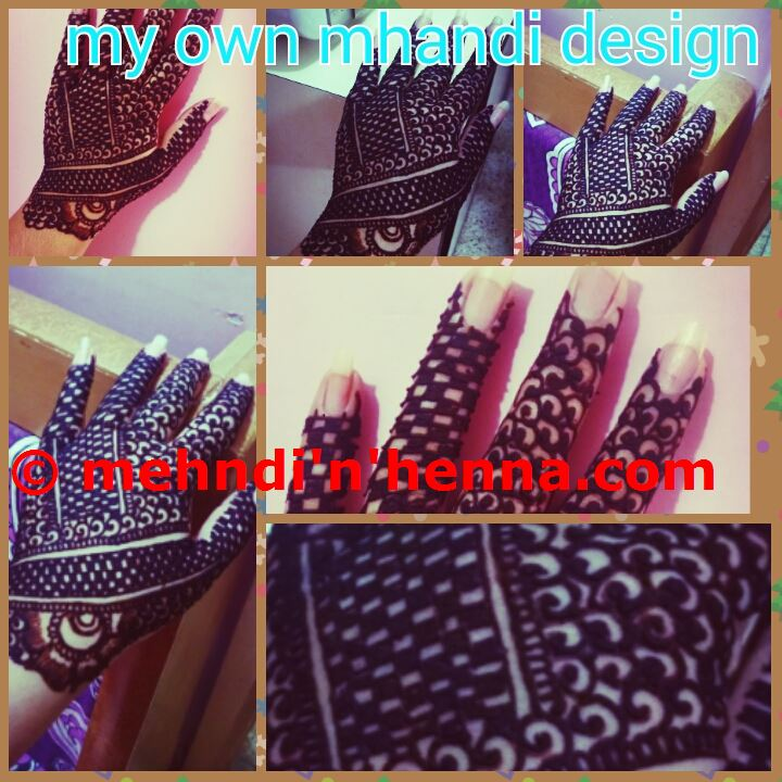 My Own Design