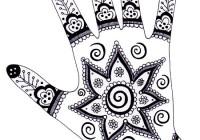 Mandala Henna Tattoo