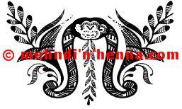 Funny Henna Tattoo