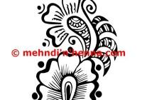 Arabic Henna Tattoo