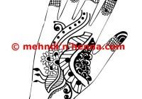 Designer's Henna Design